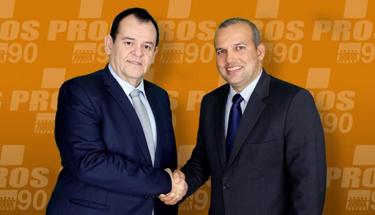 OUÇA: André Amaral assume comando do Pros na PB e diz que partido vai conversar com todos os pré-candidatos