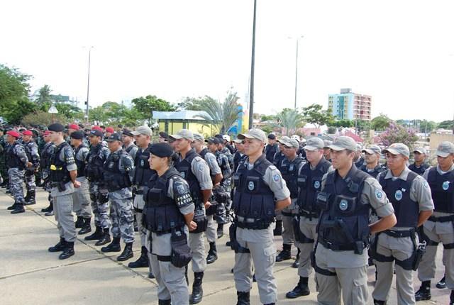 Abertas as inscrições para concurso da Polícia Militar e do Corpo de Bombeiros Militar