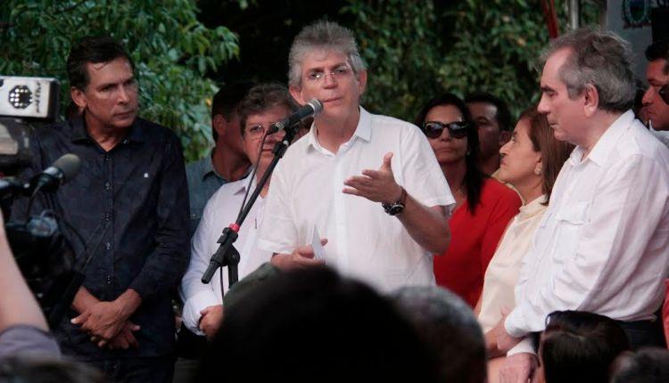 Ricardo autoriza obras de requalificação da Bica do Sertãozinho, em Mamanguape