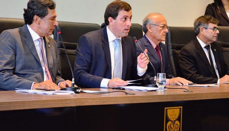 Gervásio abre atividades parlamentares e ressalta ritmo acelerado de produção legislativa