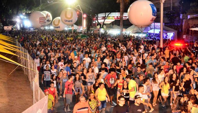 Abertura do Folia de Rua será transmitido pela TV Câmara; Elba anima foliões