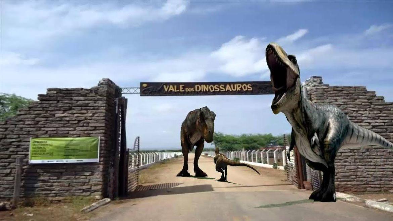 Veneziano sugere ao Ministro da Cultura realização de estudos para preservação do Vale dos Dinossauros
