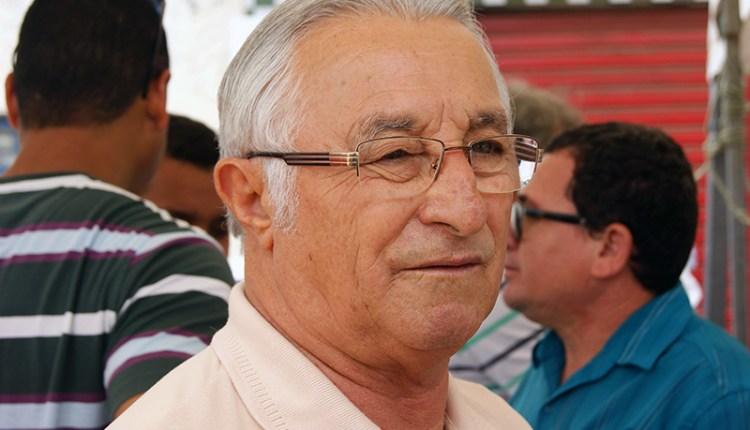 Deputado Frei Anastácio sofre infarto e é internado na UTI em um hospital da Capital