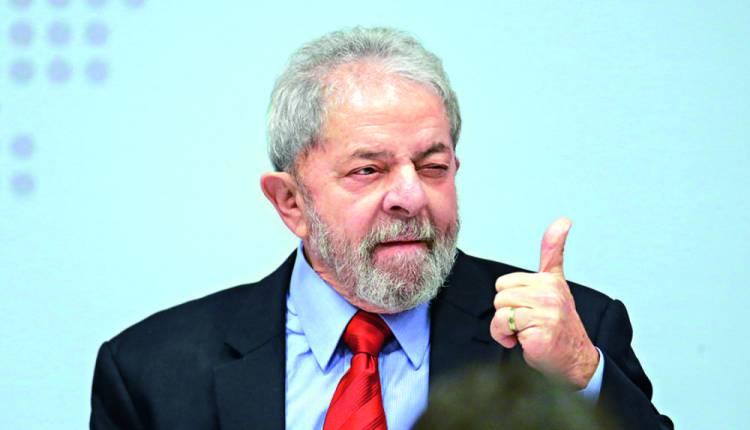 PT lança neste domingo a pré-candidatura de Lula à Presidência