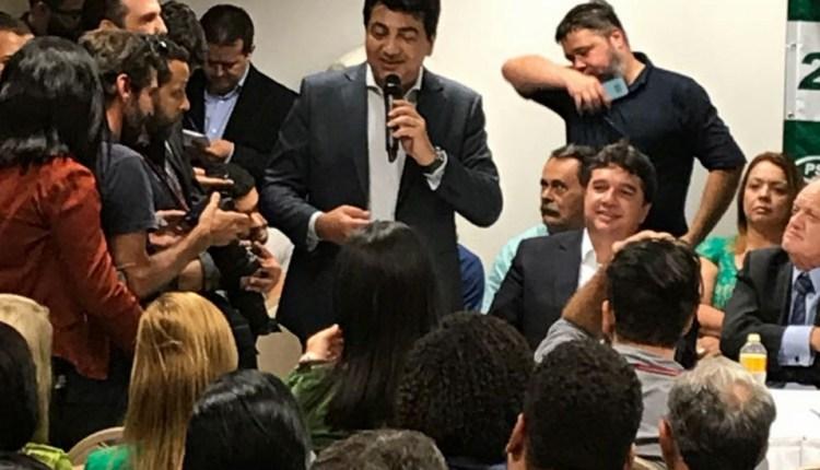 Manoel Jr participa de evento do PSC em Recife e é anunciado como candidato a governador da PB