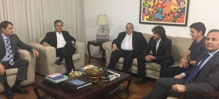 Romero divulga nota e anuncia apoio ao nome de Cartaxo como candidato das oposições