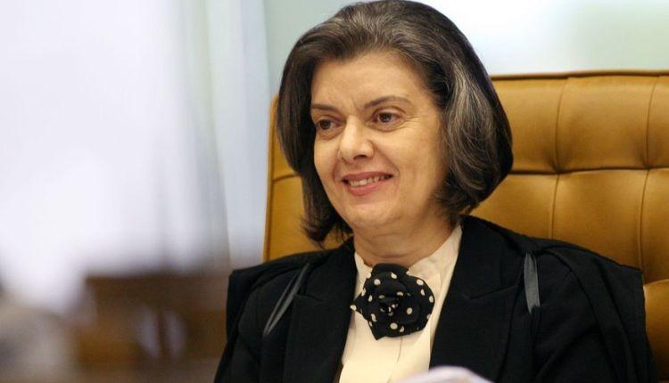 Ministra Carmén Lúcia assume Presidência da República nesta sexta-feira
