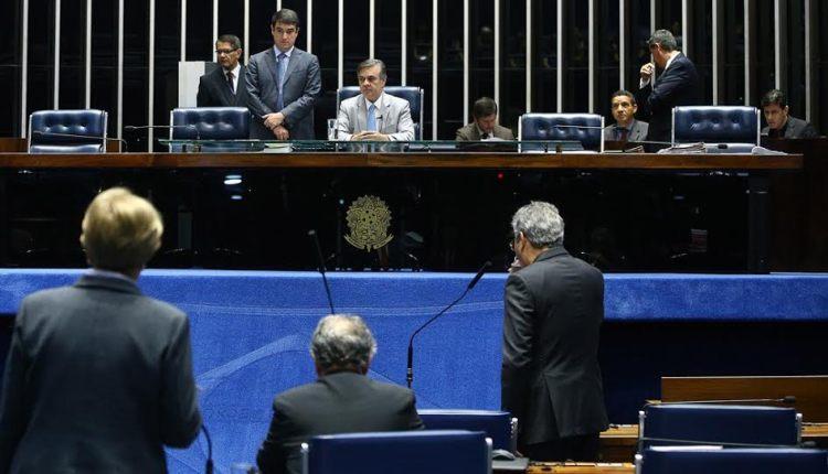 Senador paraibano assume a Presidência do Senado e pressiona liberar investimentos na PB