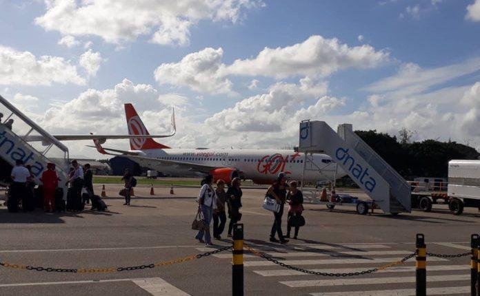 No oitavo dia da greve dos caminhoneiros, os dois aeroportos da PB estão sem combustível