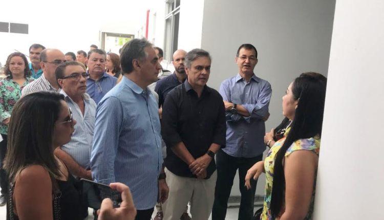 """Cássio: """"Vamos garantir no Senado mais recursos para UPAs e a saúde na Paraíba"""""""