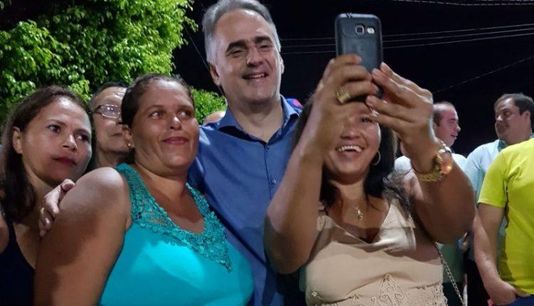 Em Riachão do Poço, Lucélio defende urgentes ações de avanços na saúde e na segurança