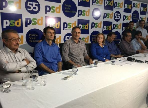 Tentando manter o legado de Rômulo, Eva Gouveia assume presidência do PSD