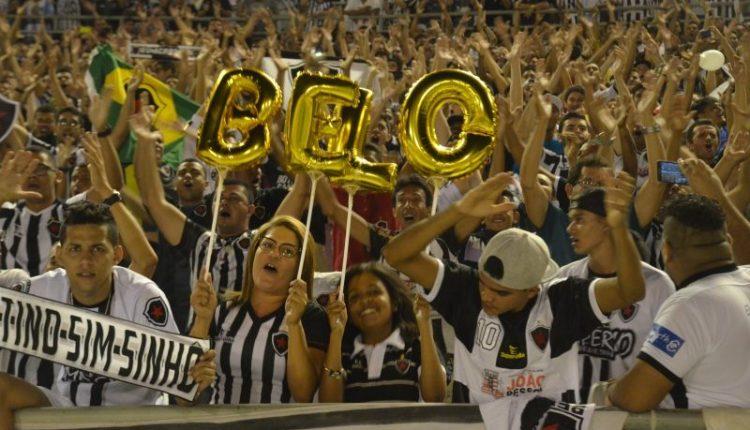 Jogo entre Botafogo-PB e Globo/RN é confirmado pela CBF para o Almeidão