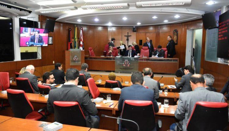 Vereadores de João Pessoa aprovam LDO com 123 emendas