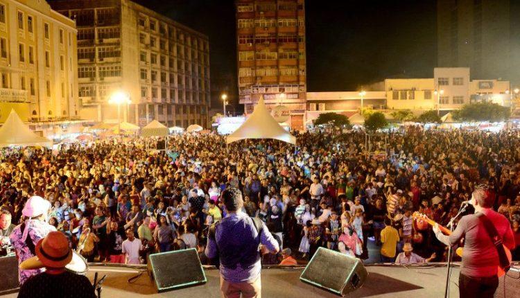 Encerramento do 'São João do Jeito da Gente' fez o público dançar no Ponto de Cem Réis