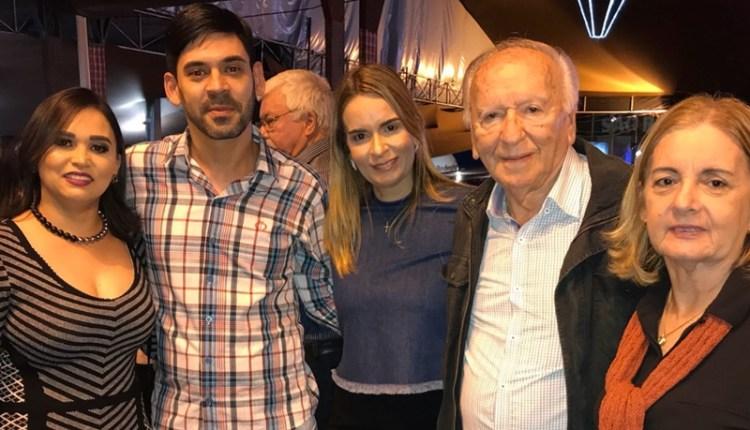 Ex e atual prefeito de Salgado de São Félix anunciam apoio à pré-candidatura de Daniella