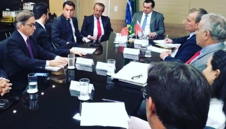 Senador José Maranhão consegue recursos para a execução do 3º eixo da transposição