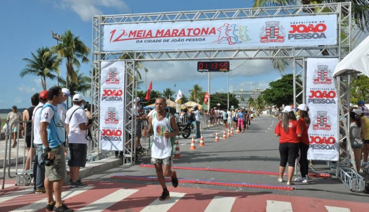 PMJP lança a 17º edição da Meia Maratona Cidade de João Pessoa