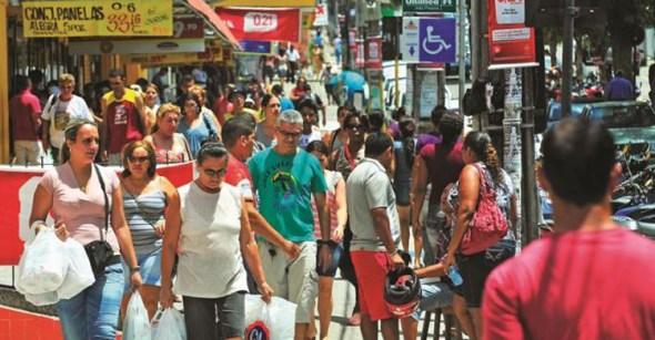 Segundo IBGE até o final do ano, à Paraíba vai chegar a quase 4 milhões de habitantes