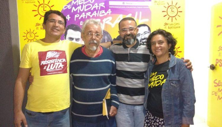 PSOL reafirma convenção para sábado (21/07) e define segunda vaga no Senado
