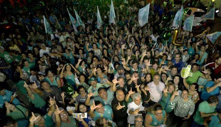 """""""Lucélio Cartaxo vai unir a Paraíba e melhorar qualidade de vida da população"""", diz presidente estadual do PV"""