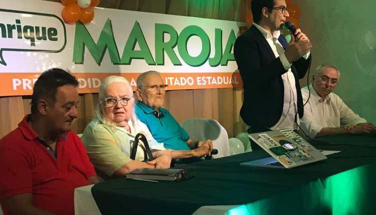 Consult coloca Henrique Maroja entre os 35 mais lembrados para uma vaga na ALPB
