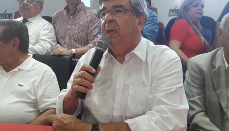 José Lacerda Neto, Dr Verissinho, ex-prefeito de Pombal e outros, anunciam apoio a Roberto Paulino