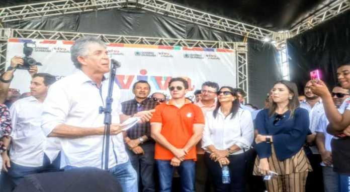 Prefeita de Monteiro ressalta a importância para o Cariri paraibano da presença de Veneziano no Senado
