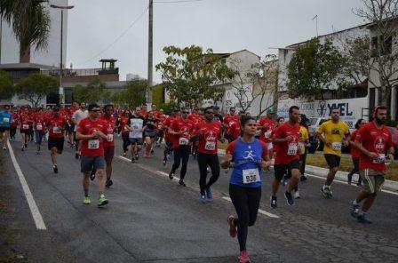 2ª Corrida Sesi Cultural agitou manhã esportiva do domingo em Campina Grande