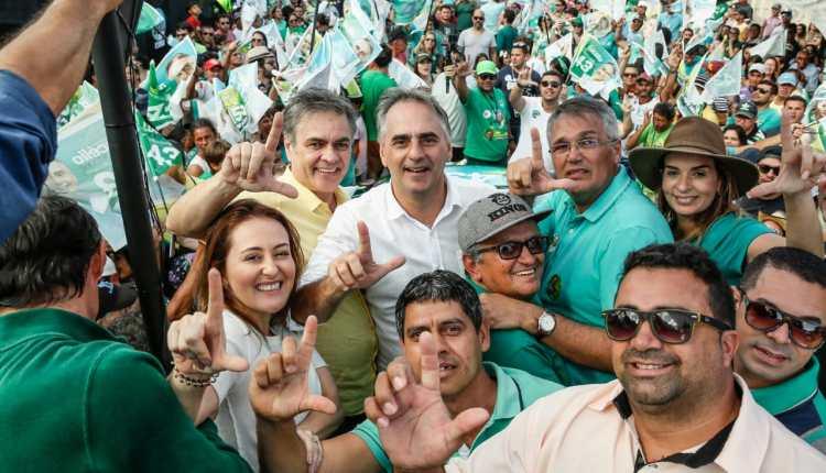 """""""Paraíba viverá gestão sem perseguição"""", declara Lucélio em Areial"""
