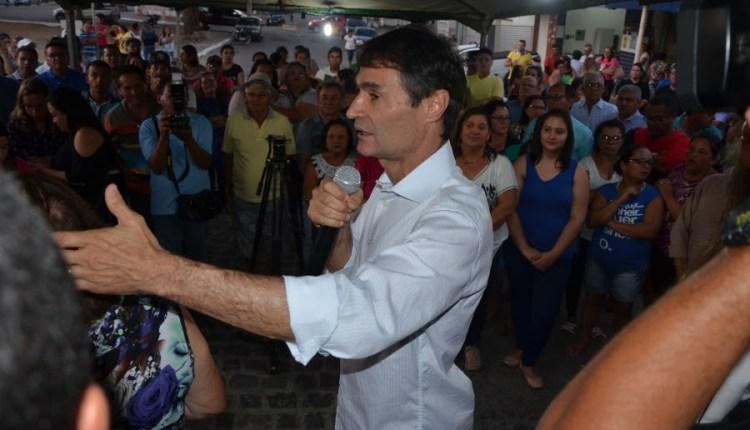 Romero autoriza início da construção de moderno centro comercial em São José da Mata