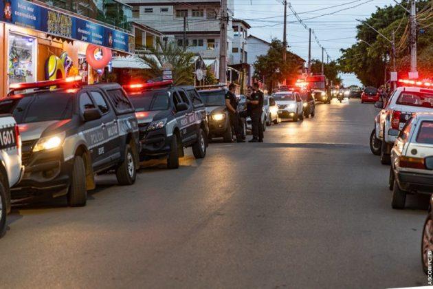 Segurança realiza força-tarefa para combater crimes no Litoral Sul - Pauta  PB