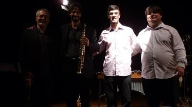 Pauxy, Pedro, Daniel, Fabio