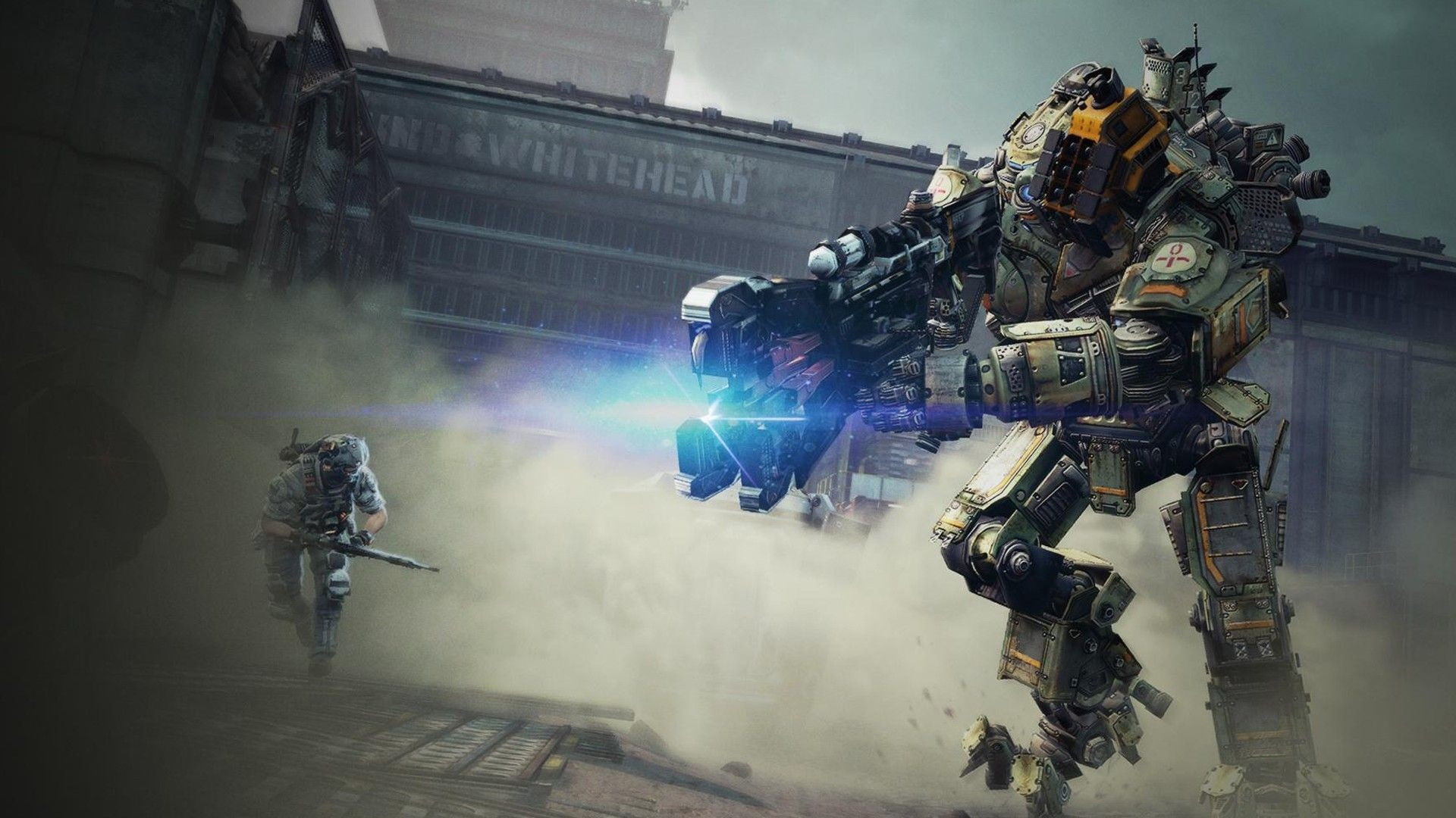 Titanfall 2 Wallpapers 80 Background Pictures