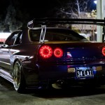 Nissan Skyline R34 Wallpapers 75 Background Pictures