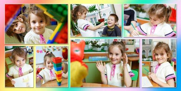 Детская игровая фотография в Санкт-Петербурге