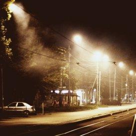 Пыльная ночь