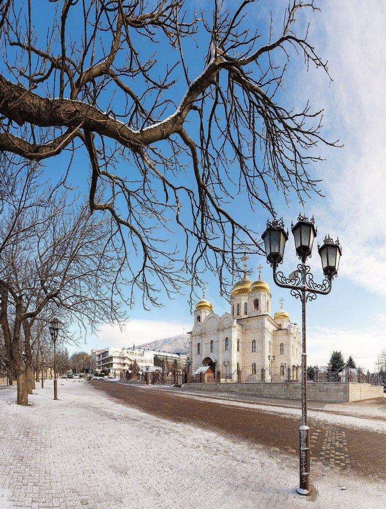 Спасский собор в Пятигорске