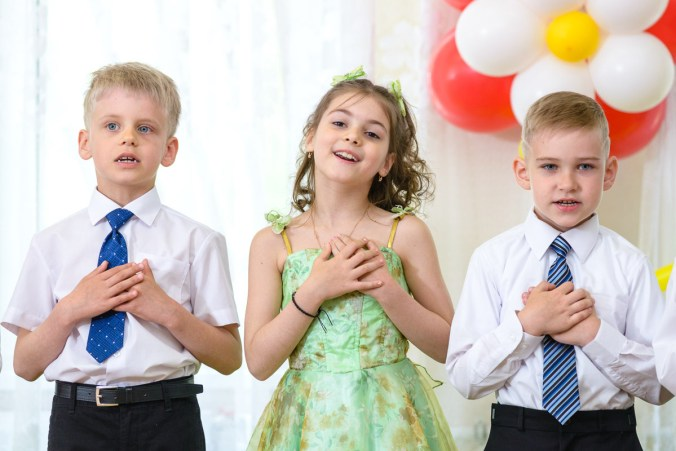 Детские фоторепортажи в Петербурге