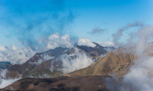 гора Балыксу баши