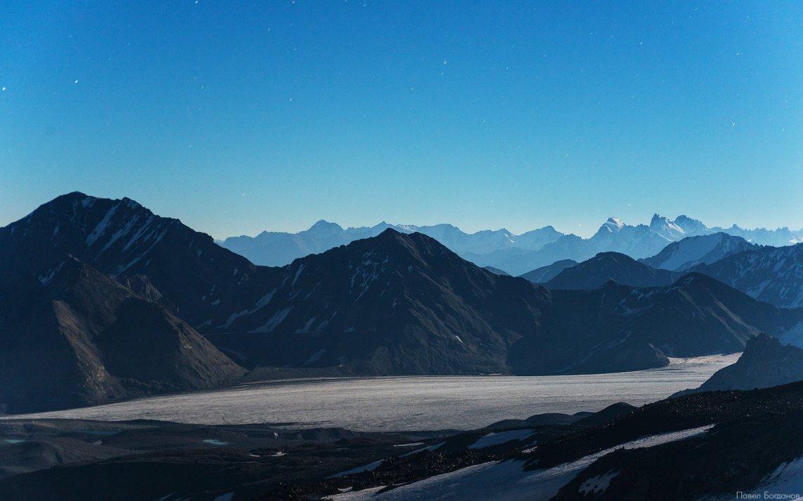 Плато Джикаугенкез, гора Балыксу баши, перевал Балык
