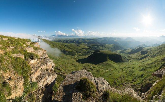 Еще одна панорама Бермамыта