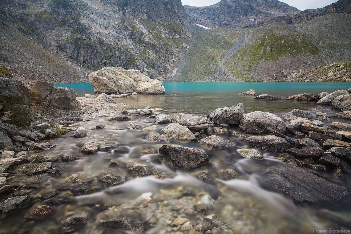 Отток Большого Софийского озера