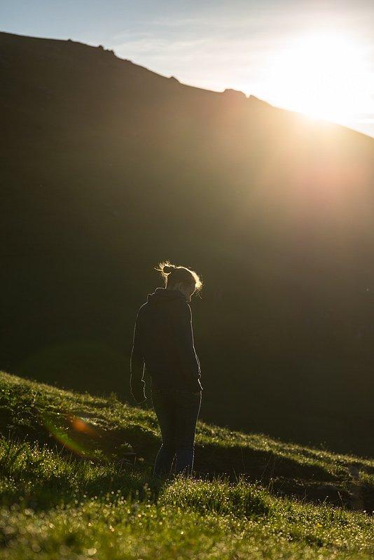 Рассвет в Хасауте