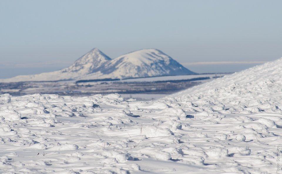 Гора Верблюд, фото с Юцы