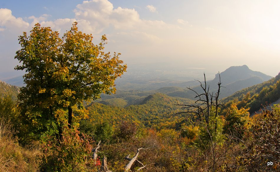 Осенний Бештау