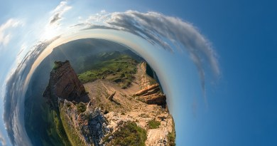 Панорама Бермамыта