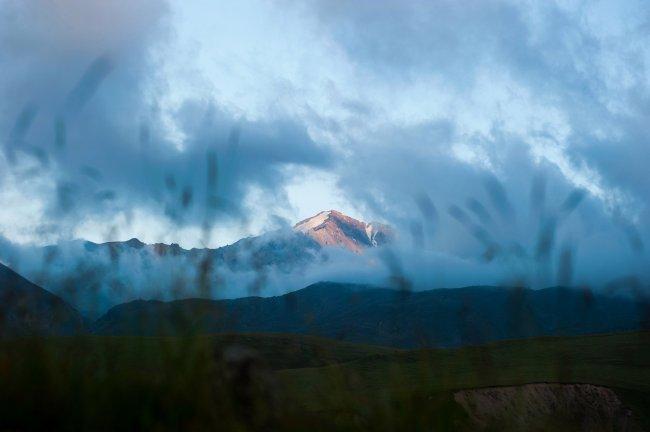 Вид с поляны Эммануэля