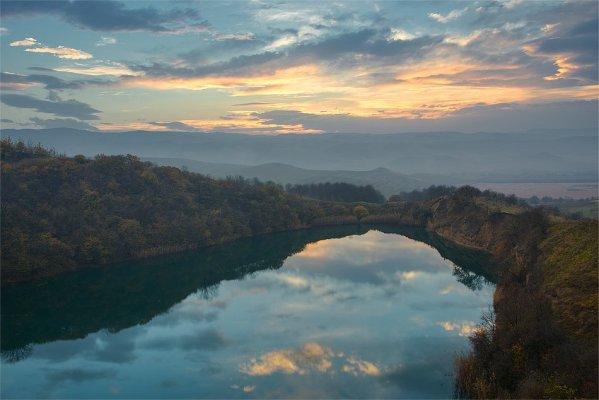 Озеро Шантхурей (Шанхоре) нижнее