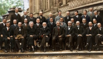 The Solvay Conference 1927